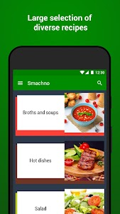 Recipes with photo from Smachno 1.62 (Unlocked)