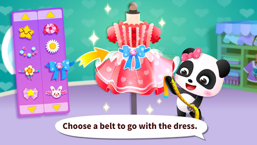 Baby Panda's Fashion Dress Up Game 8.27.10.00 screenshots 4
