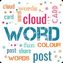 Word Cloud - Облако из слов icon