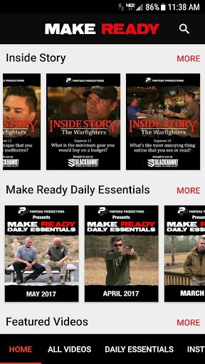 Panteao Make Ready Firearm Training Center  screenshots 1