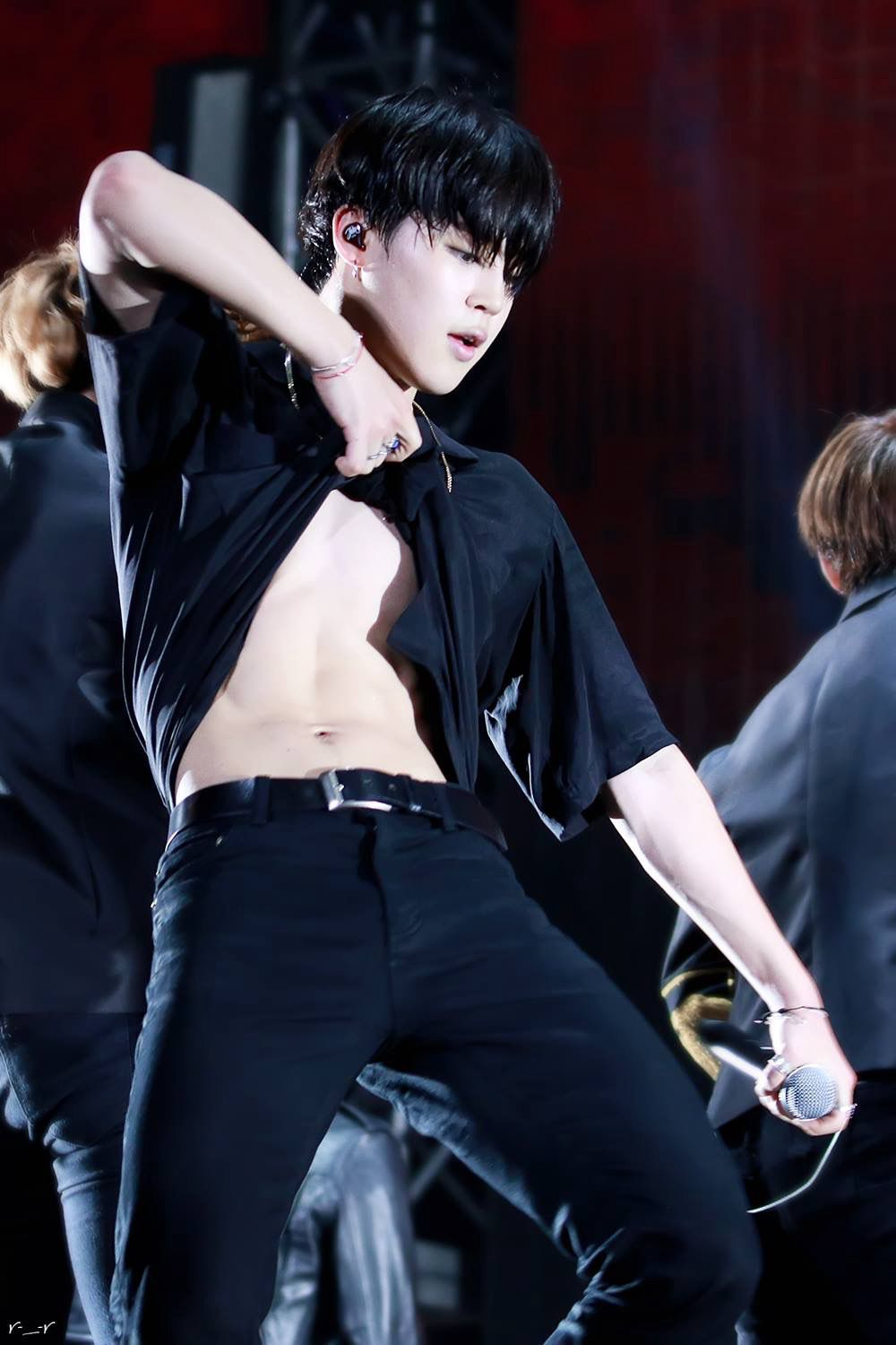 Top 10 Sexiest Outfits Of Bts S Jimin