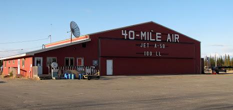 Photo: 40 Mile Air, Tok Junction, Alaska