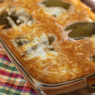 Vegetarian Chiles Rellenos Casserole Recipes