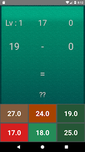 Math Rush - Math Calculation Game - náhled