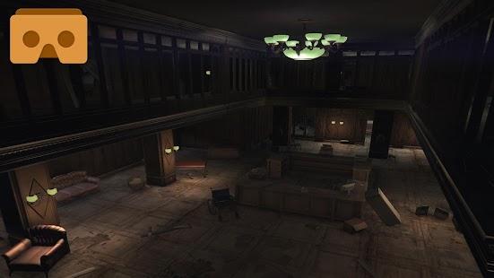 VR Escape Horror House 3D Ekran Görüntüsü