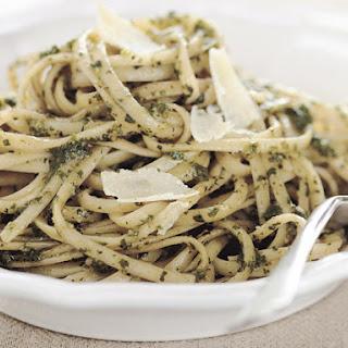 Linguine Pesto.