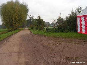 Photo: Deze kant ga ik nu op, en kom vanmiddag in tegengestelde richting terug.