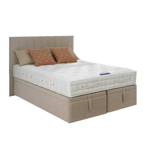 Hypnos New Orthocare 8 Ottoman Bed