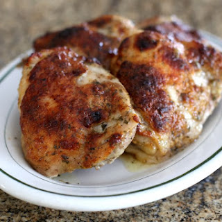 Baked Ranch Chicken Thighs Recipe