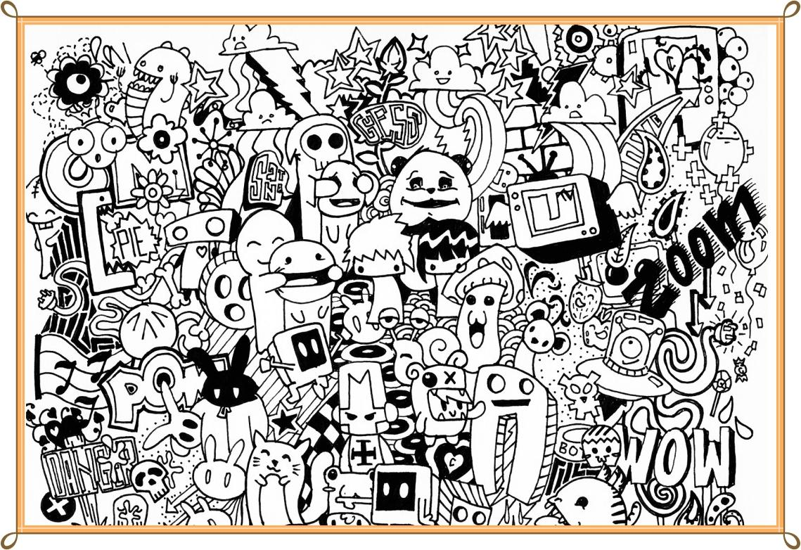 Doodle Art Design Ideas Android Apps On Google Play