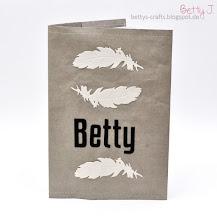 Photo: http://bettys-crafts.blogspot.com/2016/08/kalenderhullebuchhulle-aus-snappap.html
