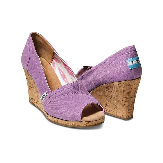Toms Wedge Orchid Hemp