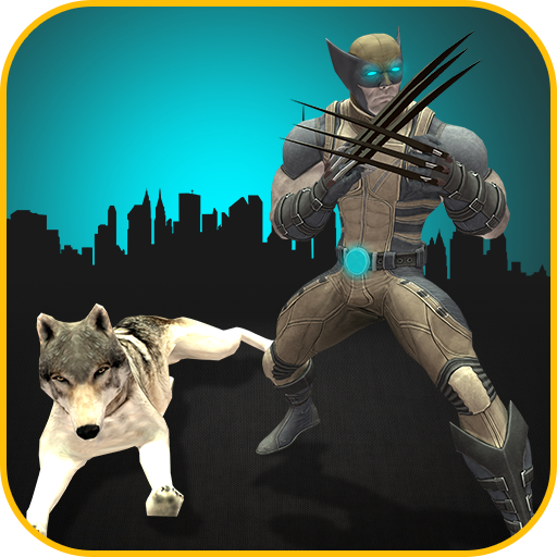 Claws Blade Hero Transform Wolf: City Battle