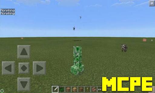 Advance Morphing Mod for MCPE 1.0 screenshots 2
