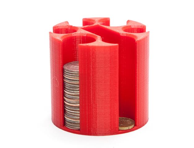 ColorFabb nGen 3d printing filament