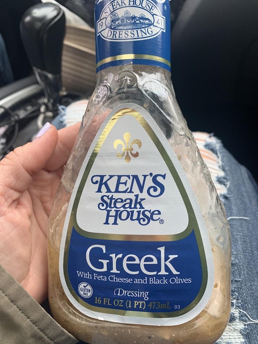 Greek Dressing