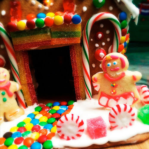 Make your own, homemade, recipe, hansel and gretel, Gingerbread House,step by step, guide, 自製, 薑餅屋, royal icing, decoration, how to