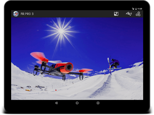 Screenshot for AR.Pro 3 for Parrot Drones in Hong Kong Play Store