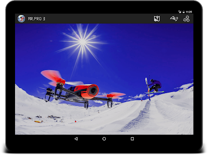 AR.Pro 3 for Bebop Drones Screenshot