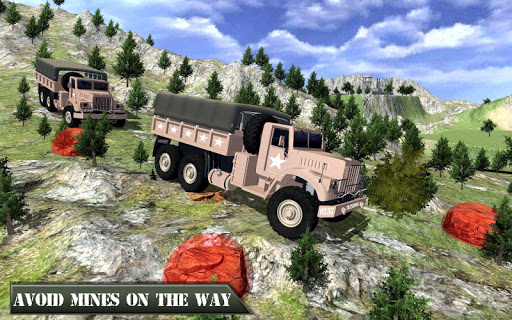US Army Off-road Truck Driver 3D 1.1 Cheat screenshots 5
