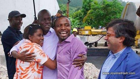 JOVENEL WINS AGAIN – FOR HAITI – SCORES ANOTHER GOAL