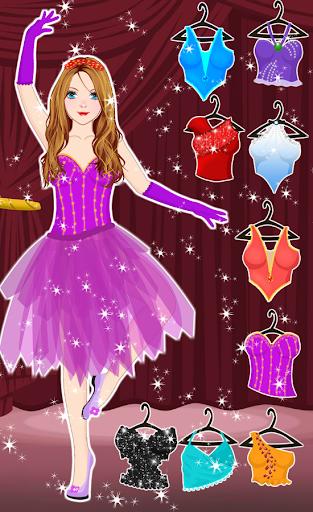 Dress Up Ballerina Doll 1.2 screenshots 1