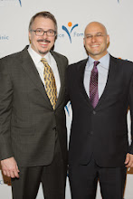Photo: BEVERLY HILLS, CA - MARCH 03:  Producer Vince Gilligan (L) and Humanitartian Award Winner Chris Silberman attend the Venice Family Clinic's 35th Annual Silver Circle Gala held at The Beverly Hilton Hotel on March 3, 2014 in Beverly Hills, California.  (Photo by Mike Windle/Getty Images for VFC)