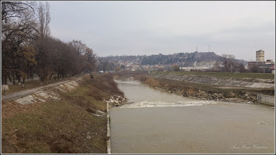 Photo: Turda - Piața Romană, vedere de pe pod - 2018.12.07