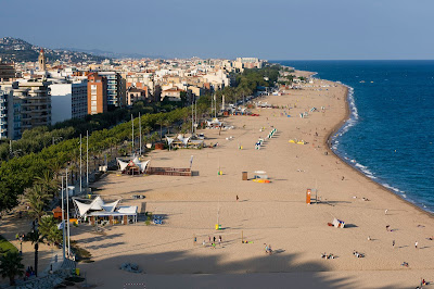CALELLA - Playa de Calella