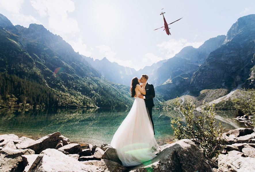 Wedding photographer Volodymyr Harasymiv (VHarasymiv). Photo of 25.02.2020
