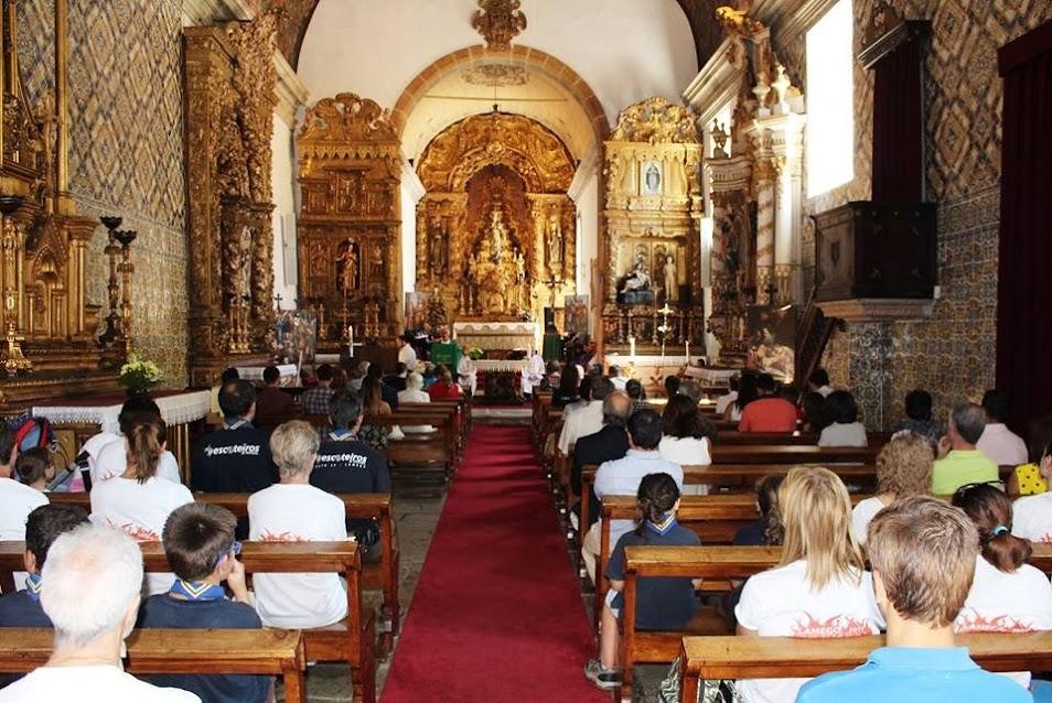 Igreja das Chagas celebrou Missa Solidária