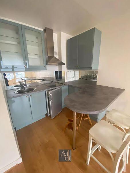 Location  studio 1 pièce 31 m² à Paris 16ème (75116), 1 163 €