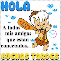 Saludos De Buenos Días Gratis gif 4k icon