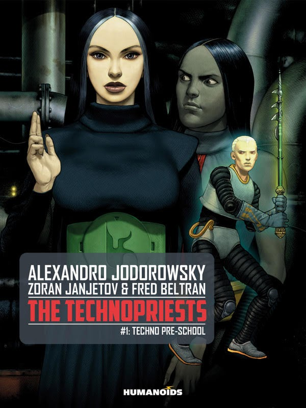 The Technopriests (2015) - complete