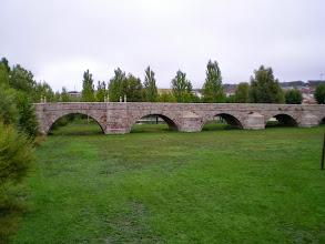 Photo: Etapa 18 b. Puente de Castro. León