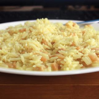 Armenian Rice Pilaf.