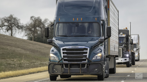 Trucking gets another shot in the arm from quarantined consumers