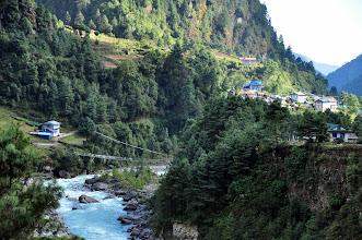 Photo: Phakding (2600 m)