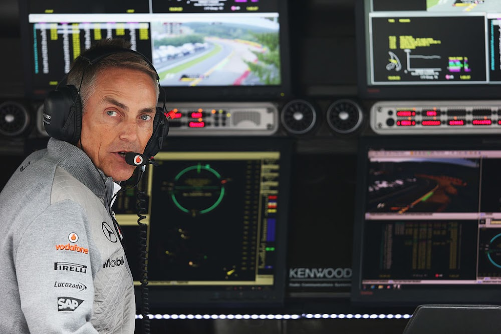 Martin Whitmarsh returning to the F1 grid with Aston Martin