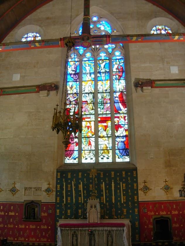 Chapelle à l'Hôtel-Dieu à Beaune
