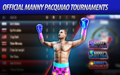 Real Boxing Manny Pacquiao App Latest Version Download For Android and iPhone 9