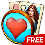 Hardwood Hearts Free Icon