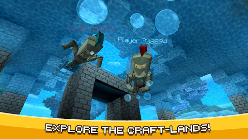 Castle Crafter - World Craft screenshots 11