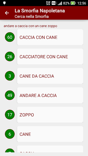 Smorfia Napoletana con Annunci con  Annunci 3.2.3 screenshots 3