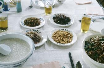 Photo: 11182 揚州~南京/列車/食堂車/料理