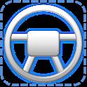 Custom Car Dock with swipe icon
