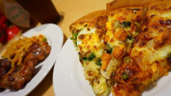 必勝客歡樂吧-CP值很高的披薩主題吃到飽/高雄便宜吃到飽系列/捷運獅甲站吃飯推薦
