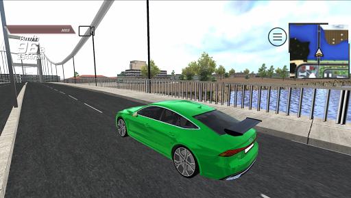 Super Car A7 Simulation, Quest, Parking screenshot 2
