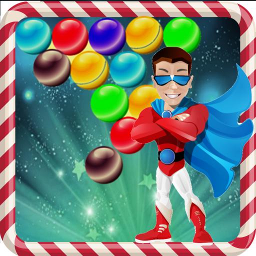 Hero Bubble Shooter