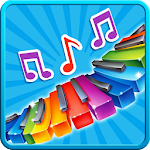 Kids Piano Game Icon